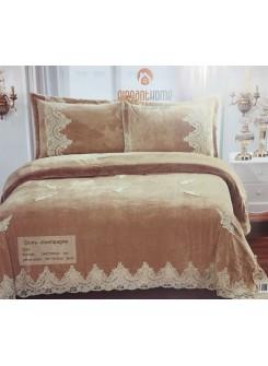 כיסוי מיטה מפואר